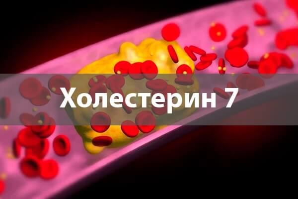 Холестерин 7