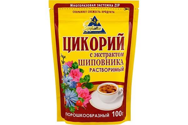Напиток цикорий