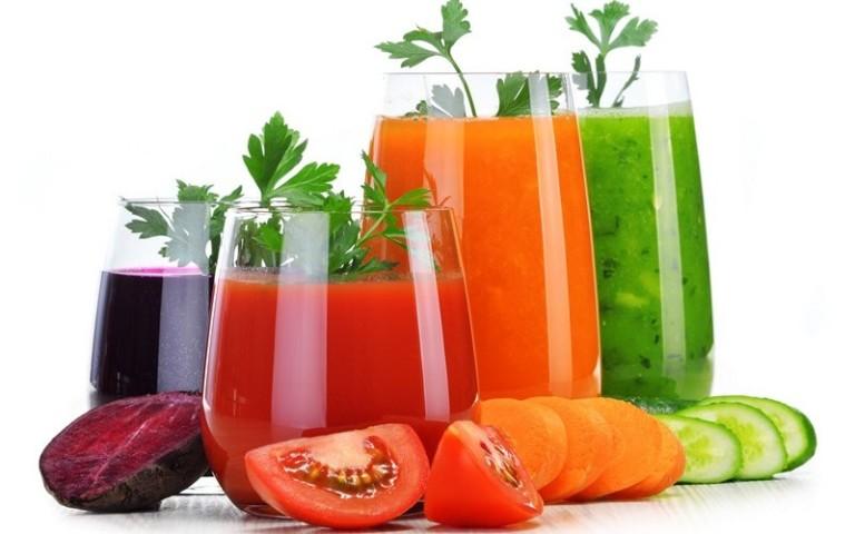 Свежие соки против холестерина