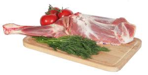 Холестерин в баранине