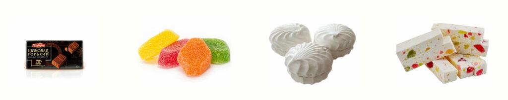 Полезные вкусняшки от холестерина