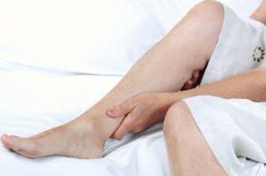 Жжение и покалывание ног