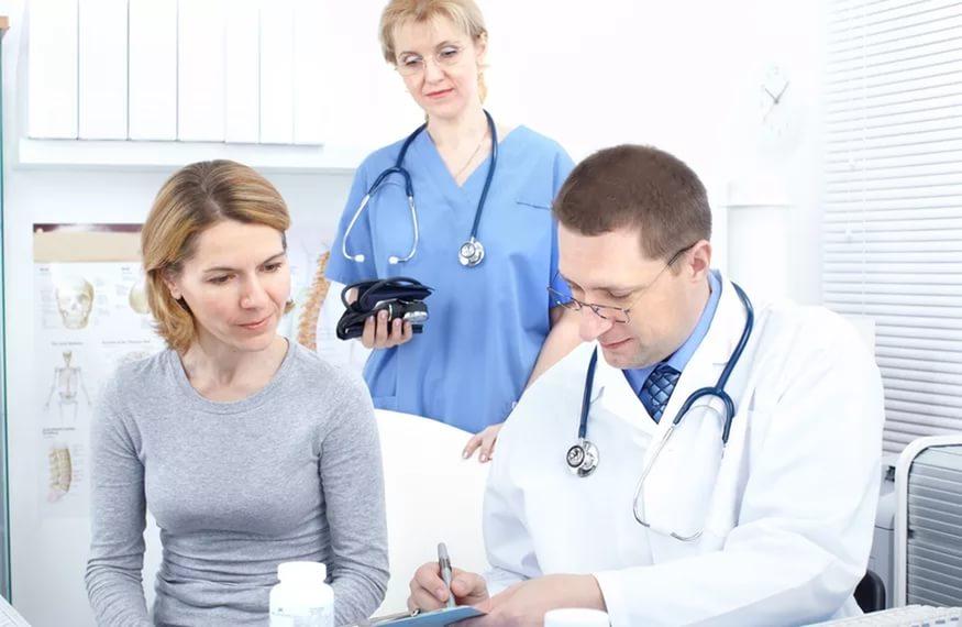 Проконсультируйтесь со своим лечащим врачом