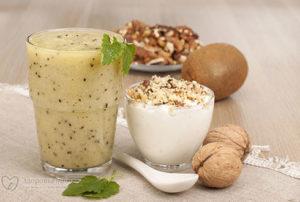 Ореховые плоды хорошо подходят в качестве перекусов