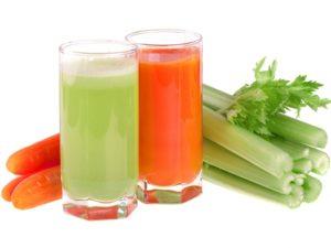 Соковая диета при холестерине