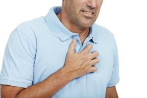 Болей в груди