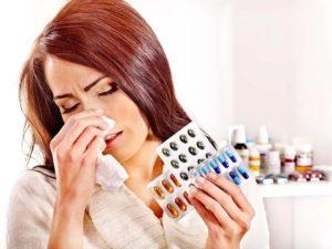 Аллергии на компоненты