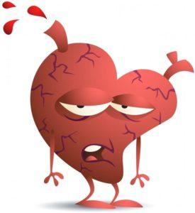 Холестерин и давление