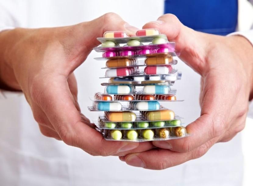 Торвакарда с медикаментами