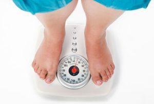 Следите за лишним весом