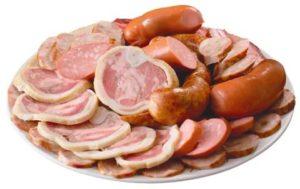 Мясо жирных сортов