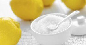 Моногидрат лимонной кислоты