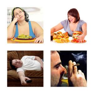 Причины повышения холестерина