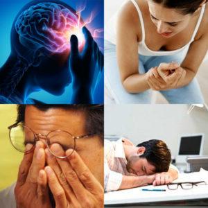 Симптомы атеросклероза сонных артерий