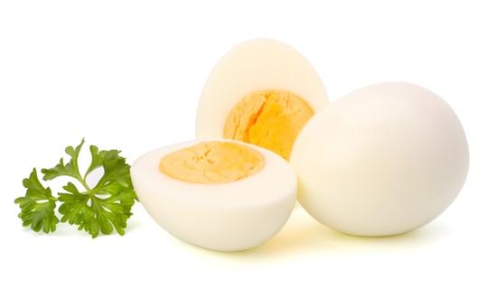 Значительное количество яиц