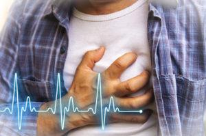 Заболеваний сердца и сосудов