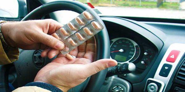 Запрещается садиться за руль автомобиля