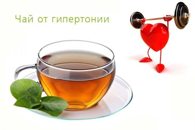 Чай монастырский от гипертони