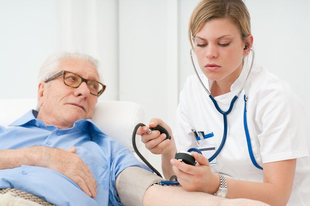 В случае отсутствия улучшения состояния пациента