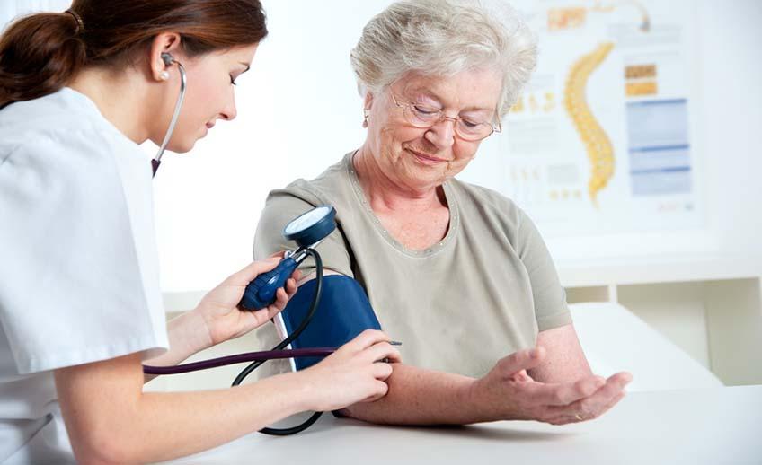 Уровня артериального давления и возраст