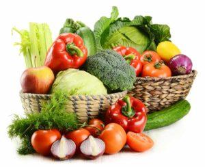 Овощи для снижения АД