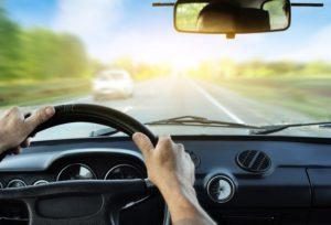 Нежелательно вождение автомобиля