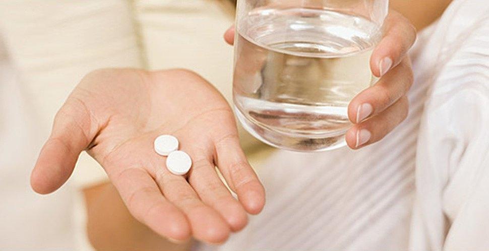 Таблетки принимают в любое время