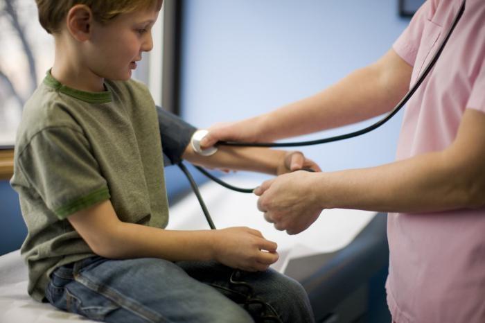 У детей, может понизить артериальное давление