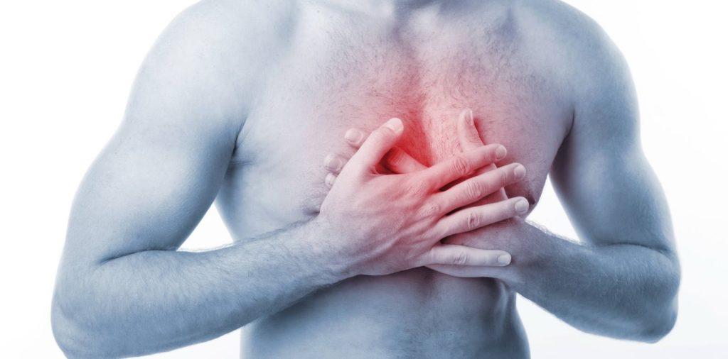 Дискомфорт в груди