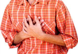 Инфаркт миокарда в острой форме