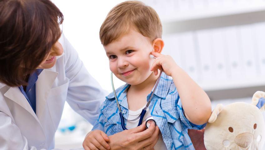 Прием препарата детям
