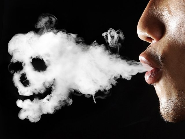 Курение кальянов