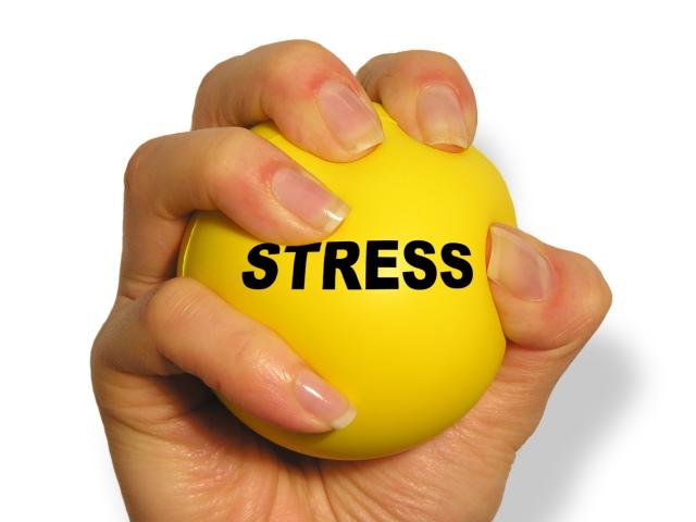 Давление и стресс