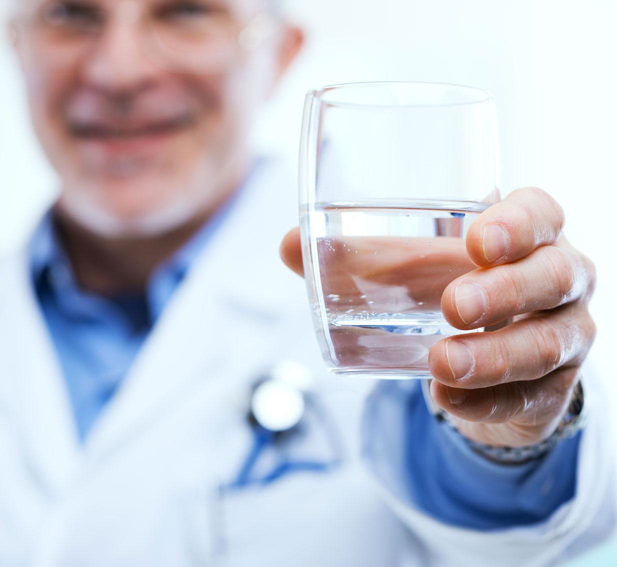 Чем опасен недостаток воды при гипертонии
