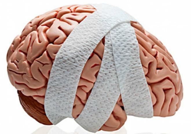 Восстановлении после черепно-мозговых травм