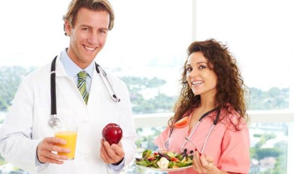 Предписанная врачом диета