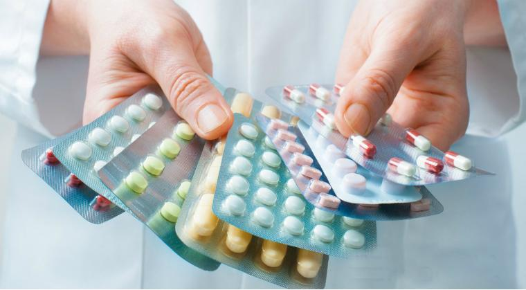 Курс совместного приема медикаментов