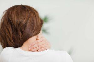 Боль в затылочной части головы