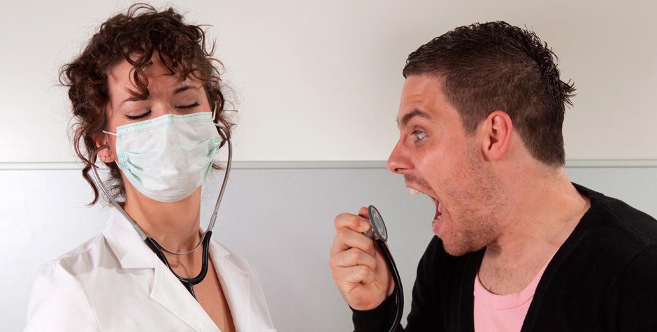 Не стоит осуществлять замер, если пациент в стрессе