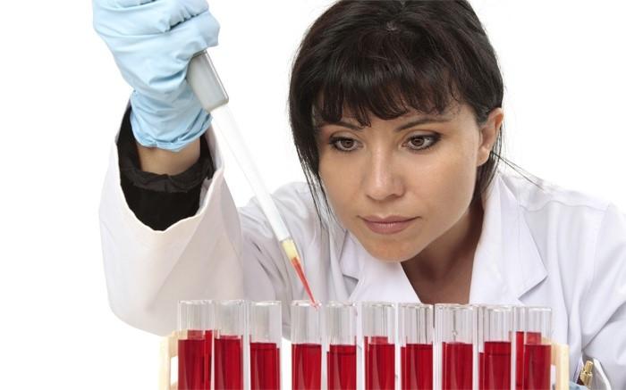 Контроль за содержанием данного микроэлемента в крови
