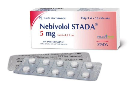 Небиволол фармакология