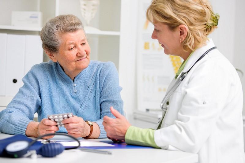 Доктор составит схему для принятия Нипертена