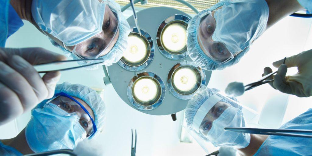 Операции реноваскулярной гипертензи