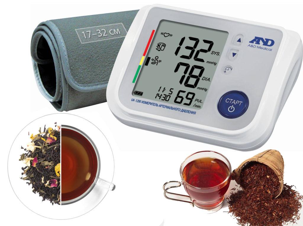 Как повлияет черный чай на артериальное давление
