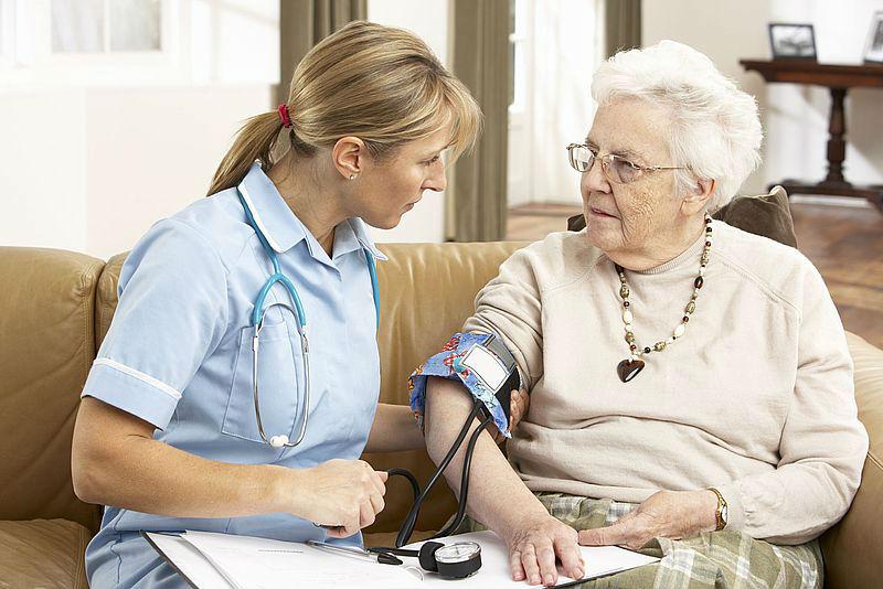 В пожилом возрасте прием медикамента