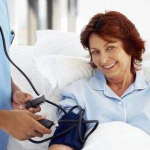 Пациентам с ночной гипертонией