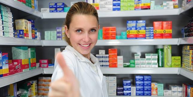Доступность в аптеках