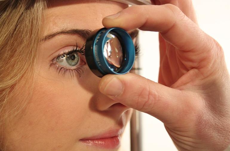 Внутриглазное давление у больных глаукомой