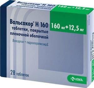 Медикамент Вальсакор