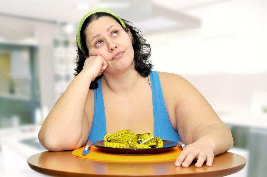 При избытке веса следует снизить его до получения нормы